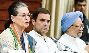 National, Party, Congress, Towards, Collapse