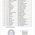 congress list 2