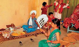 Hospitality, Punjabis, Honored