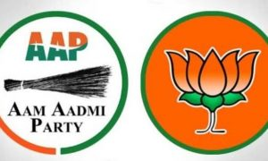 Byelection, BJP ,App, Out