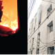 Fire Broke, Zonal Office , State Bank |