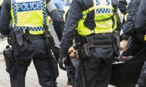 New Zealand, Police, patrol, monitor, mosques
