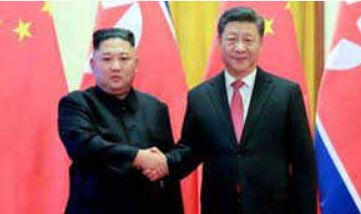 China, North Korea, Relations