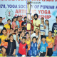 National, Yoga Competition, Punjab, Wins , Trophy