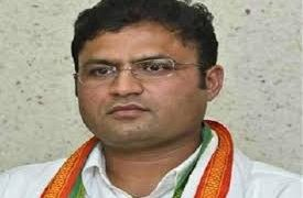 Ashoka Tanwar, Leaves, Congress, Hand