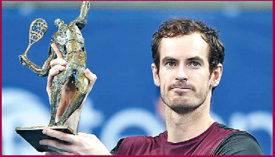 Murray, Won, ATP, Two years,Antwerp