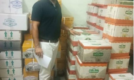 Food safety, Team, Seizes ,9 quintal , Suspected, Berries
