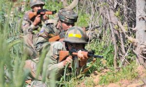 Two, Soldiers, Martyred, pakistani, Firing, kashmir