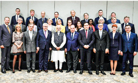 European, Parliament , Arrives , Jammu and Kashmir, Tensions