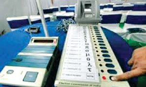 Voting, Delays, Technical, Malfunction, Phagwara