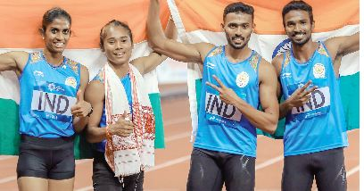 India's. Disappointing, Campaign, Olympic, Quotas