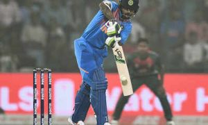 India, Third, Wicket, Fall