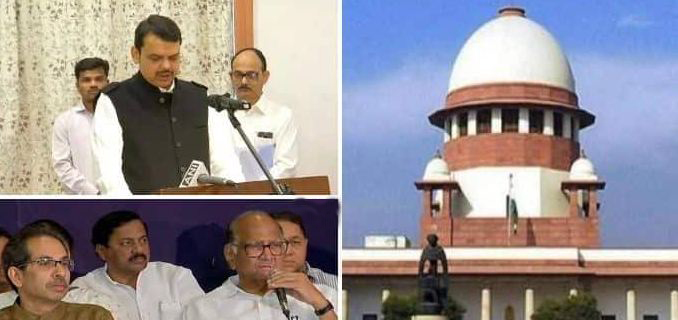 Maharashtra, Government, Supreme, Court