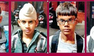 Kidnapped, 4 children, Recovered, Chandigarh, 2 hours Track