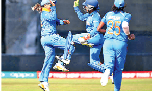 Indian, Women Team , Wins , Half-century , Poonam