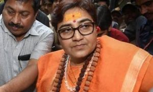BJP, Action, Pragya Thakur