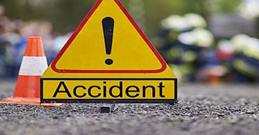 Accident in MP
