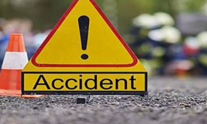 Road Accident, Five, Dead
