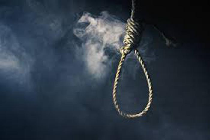 Three days ago the newly-married man committed suicide