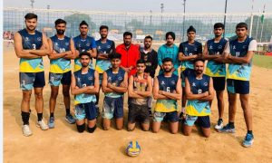 North Indian International , Volleyball Men's, Competition,