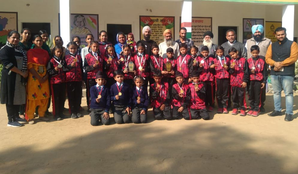 Ruttoke School's, Performance, State Level ,Sports