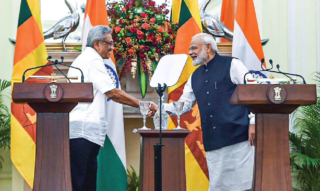 India-Sri, Lankan, Relations, Reasonable