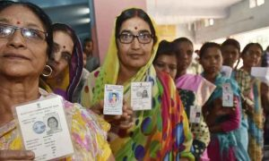 12.89 Percent, Voting, Jharkhand