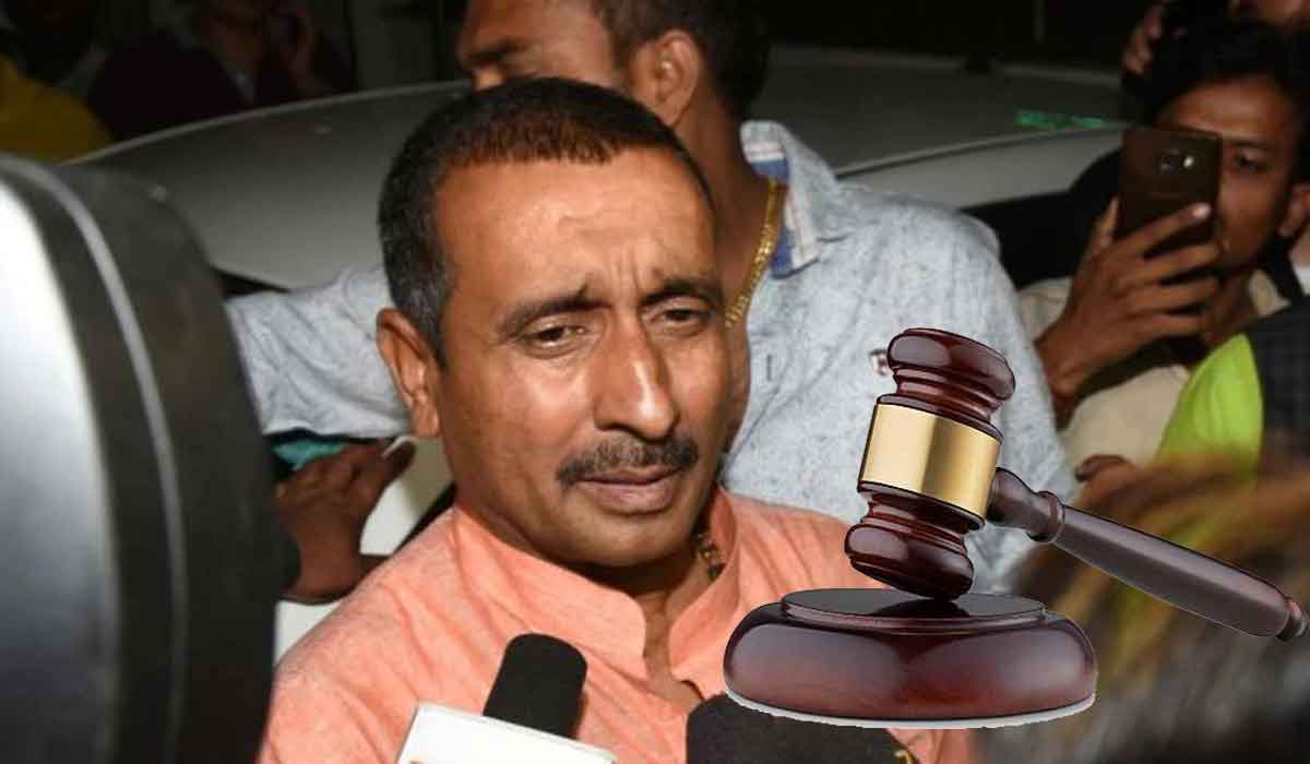 Unnao Rape Case: Sengar Sentenced To Ten Years