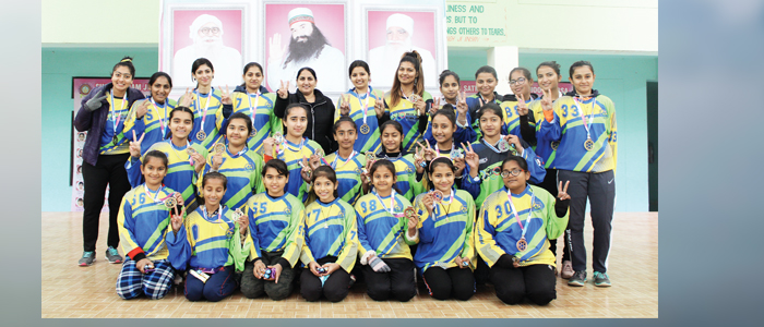 Haryana, Gold medals , Playing , Team