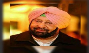 amrinder singh said The Akali's decision on the Delhi elections was Connect the CAA was funny