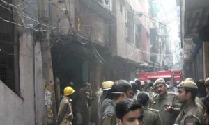 Fire, Factory, 43 People, Died