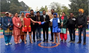 National Games, Ludhiana, Matches