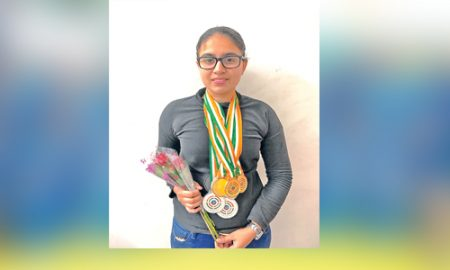 Sandhu, Wins, Gold / Silver, Medals,National Shooting  