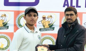 Cricket Academy ,  Win , Captain, Performance