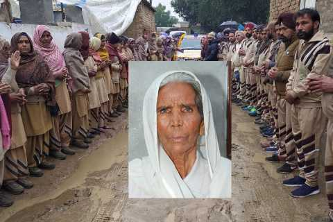 Gurnam Kaur , Donated Body , Medical research