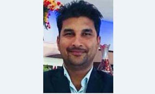 Congress Social Media Wing Coordinator Kuldeep Sharma appointed