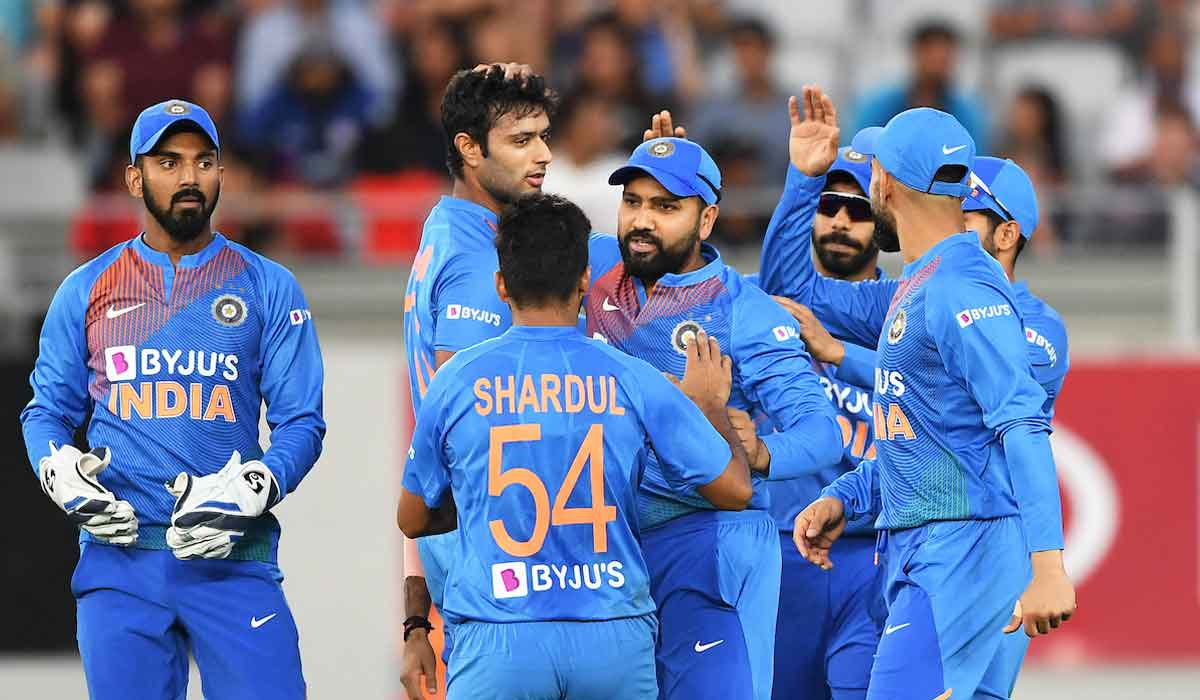 india vs newzeland | India clean sweep New Zealand