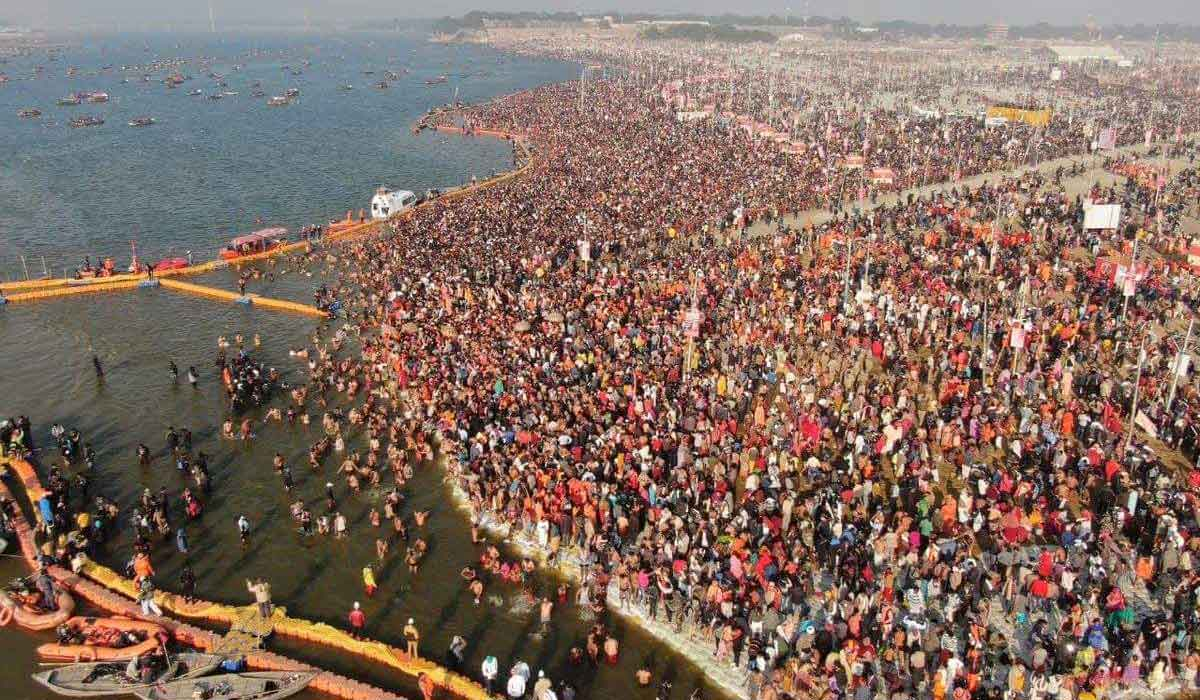 Magh Mela, Inaugurated