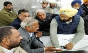 Parminder Dhindsa said in party not allowed freedom to speak