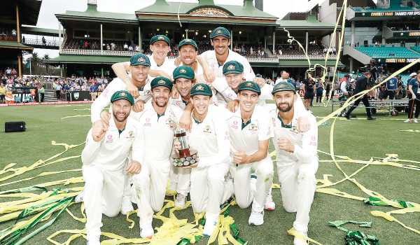 Test series, Clean sweep , Australia