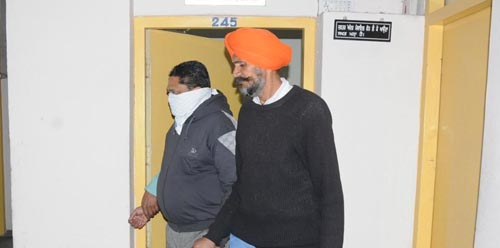 Vigilance Bathinda bribe clerk of corporation office