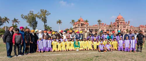 Khalsa College Opening Sikh Football Cup