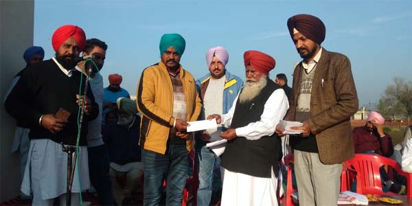 Transfer millions of check to panchayat account for development works: Bhangu