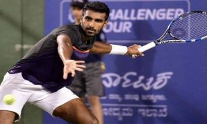 Australian Open: prajnesh guneshwar Out