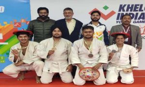 punjab best judo player in khelo India