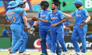 U-19 World Cup: India lead Japan by 10 wickets