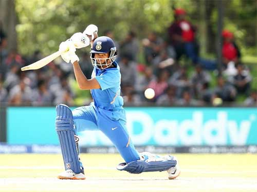 U-19 World Cup: India set a target of 234 for Australia