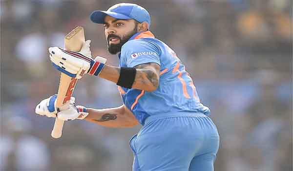 Kohli said Batting at number four proved to be wrong