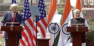 Modi Trump, Meet, Hyderabad, House