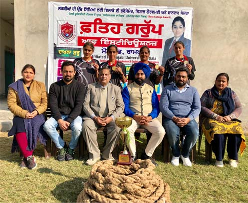 Senior National rassa kassi Championship